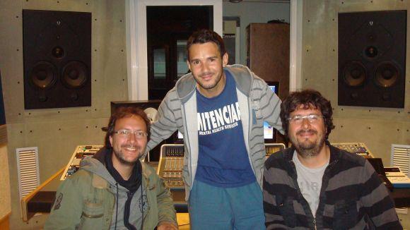 El bateria de Rembrandt42, Jordi Ninus, treu el seu primer disc en solitari