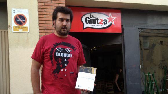 Jordi Panyella: 'És insòlit que un autor que guanya premis hagi d'estar amagat'