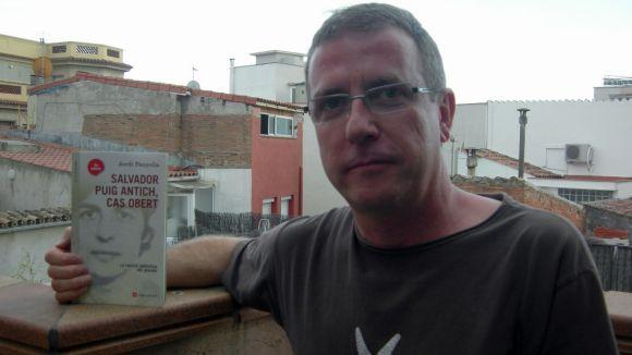 Jordi Panyella: 'L'execució de Puig Antich va ser un advertiment al poble'