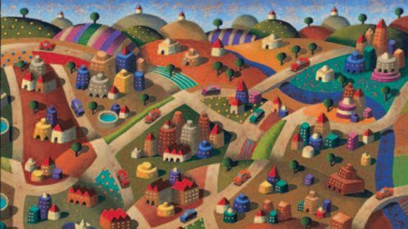 Jordi Pintó torna divendres a La Galeria amb 'Maravillas de ayer y hoy'