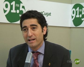 Jordi Puigneró es perfila com a nou president de CDC
