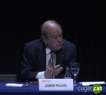 Jordi Pujol: 'Amb seriositat i actitud positiva, Catalunya superarà la situació actual'