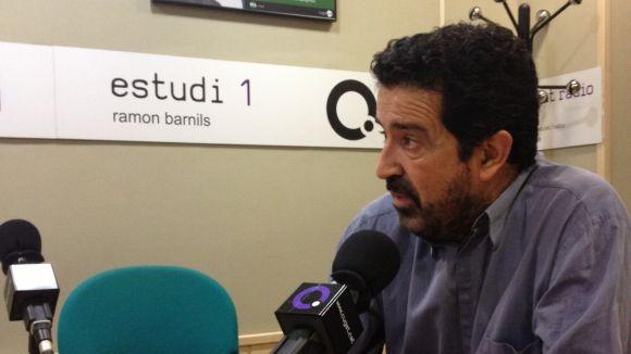 Jordi Robirosa fa un balanç dels seus 30 anys al món del periodisme esportiu