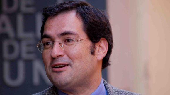 Jordi Fernández-Cuadrench, nou director de l'Espacio Portalet