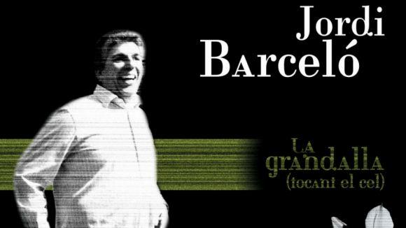'La Grandalla' és el nou àlbum del santcugatenc Jordi Barceló