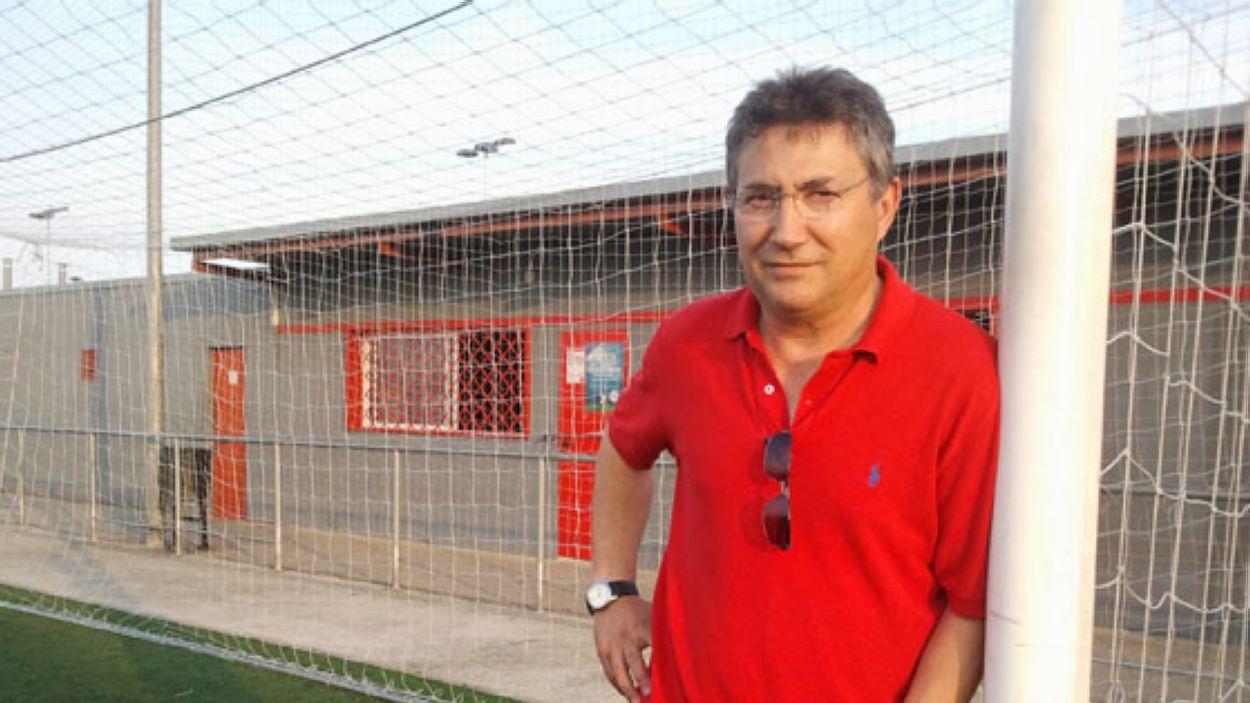 Jordi Muñoz: 'Sempre m'he guanyat el vestidor, és millor tenir mà esquerra'