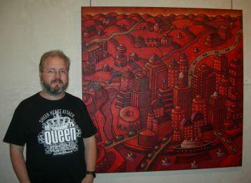 Jordi Pintó torna a La Galeria amb 'De Colores'