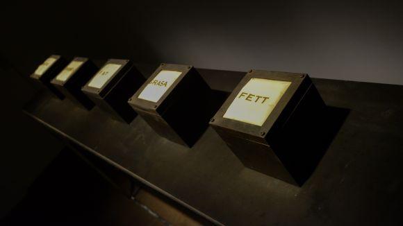 L'artista Jordi Tolosa transforma els conceptes en matèria a 'Me and My Eternity'