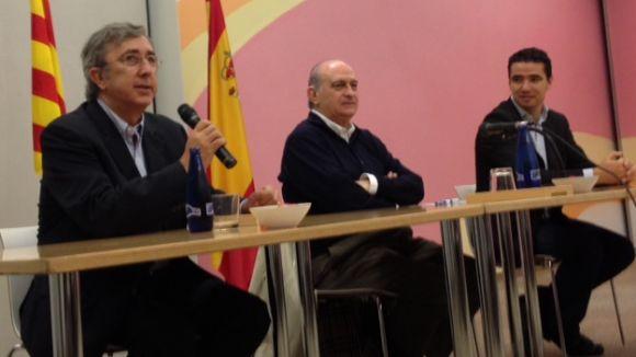 Jorge Fernández Díaz vincula independència i creixement de la pobresa