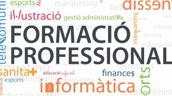 Unes jornades exposaran tota l'oferta de formació professional del municipi