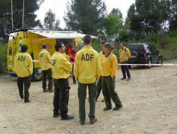 L'ADF prepara els seus voluntaris per a una temporada d'estiu complicada