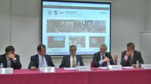 La cooperació empresarial protagonitza la Jornada d'Emprenedoria de la Cambra