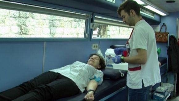 El Banc de Sang i Teixits aconsegueix 98 donacions a Sant Cugat