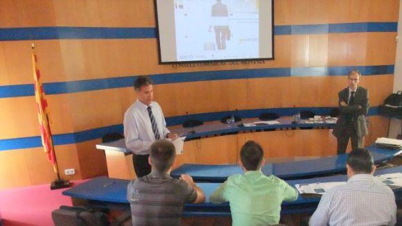 Arroba Sant Cugat acull una Jornada d'Iniciació a l'Exportació