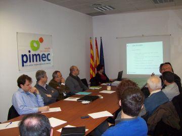 Pimec Vallès Sud presenta un sistema per reduir costos