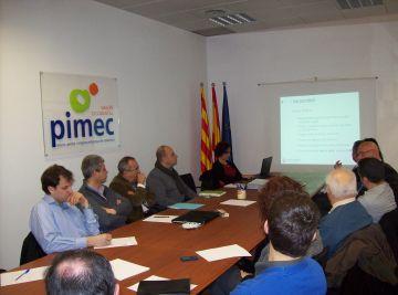 La Pimec Vallès Sud celebra una jornada per promoure la internacionalització de les empreses