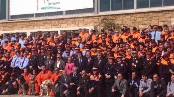 Protecció Civil de Sant Cugat participa en el 2n Dia del Voluntariat