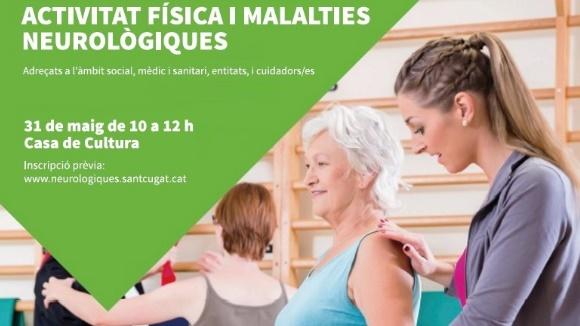 9a Jornada tècnica 'Activitat física i malalties neurològiques'