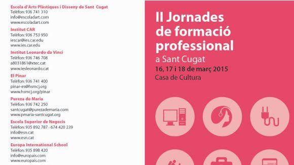Sant Cugat explica la seva oferta de graus de formació professional