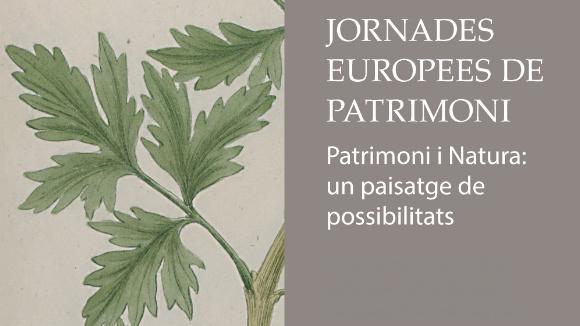 Jornades Europees de Patrimoni: 'Les olors de la vinya'