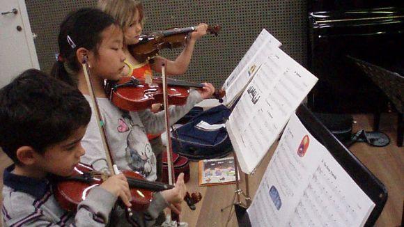 La Casa de Cultura acull la inauguració de les Tardes Musicals de l'EMV