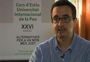 J.A. Estévez (Unipau): 'La globalització és una privatització del poder dels estats'