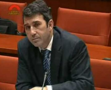José Domingo: 'La Generalitat ha de deixar d'insultar les institucions de l'Estat de dret espanyol'