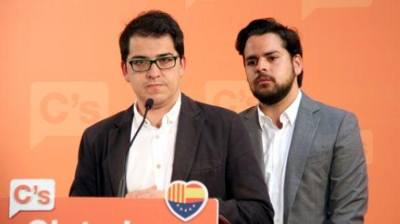 Cs proposarà el santcugatenc Espejo-Saavedra com a president del Parlament