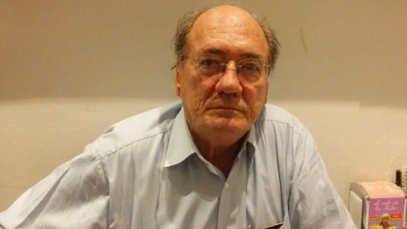 José Murià: 'Catalunya té el mateix enemic que va tenir Mèxic fa 200 anys'