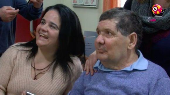 Mor José Sánchez, conegut com l''home dels cigrons'