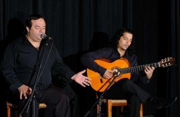 El Siglo Mercantic porta al cantaor flamenc 'El Mantecao'