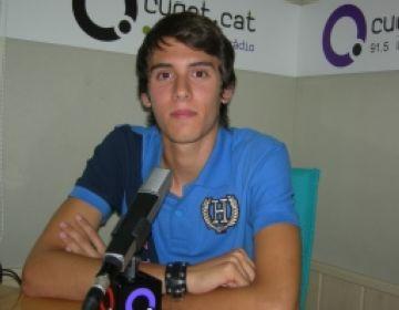 José Antonio Moreno, director de cinema als 16 anys