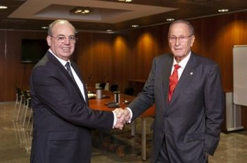 José Oriol Sala, nou president de Caixa d'Enginyers