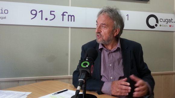 Josep Canals reivindica el paper de les galeries d'art al magazín  'Connectats a l'estiu'