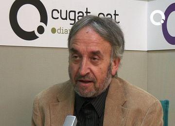 Josep Canals, primer santcugatenc que forma part de la Reial Acadèmia Catalana de Belles Arts
