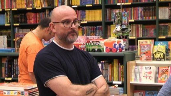 Josep Domènech i Ponsatí guanya el Gabriel Ferrater amb 'El Càcol'