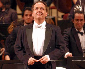 El director de l'Orquestra Simfònica dirigirà dos concerts per l'Orquestra Simfònica italiana de Grosseto