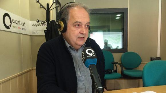 Josep Ferré ha passat aquest dimarts pel 'Sant Cugat a fons'