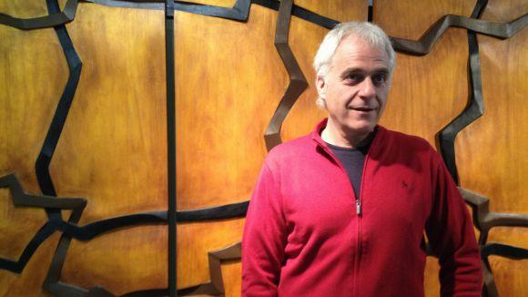 L'escultor Josep Massana descobreix el seu procés creatiu