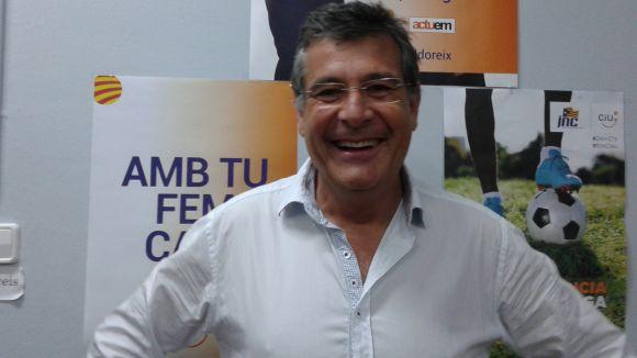 Josep Puig (CiU-Actuem) continuarà com a president de l'EMD de Valldoreix