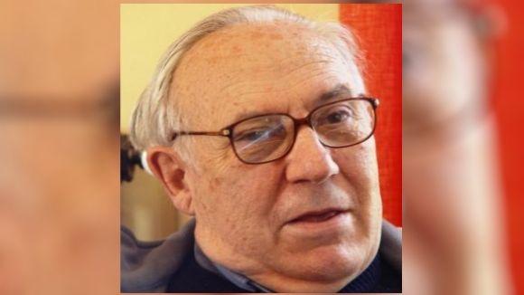 Mor el jesuïta del Centre Borja Josep Vives Solé