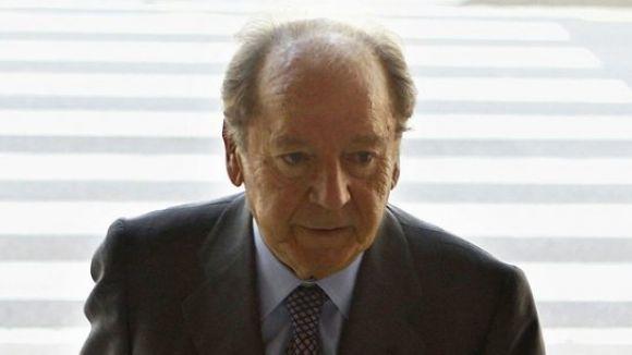 La CUP vol declarar Núñez persona 'non grata' per Torre Negra