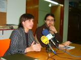 La secretària general de Joventut del govern català s'ha reunit amb el tinent d'alcalde de Joventut, Toni Ramon