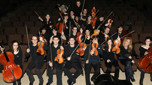 La Jove Orquestra de Cerdanyola interpretarà Mozart amb presència santcugatenca