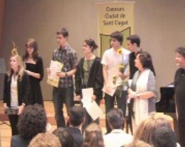 Ja roda el concurs de Joves Intèrprets