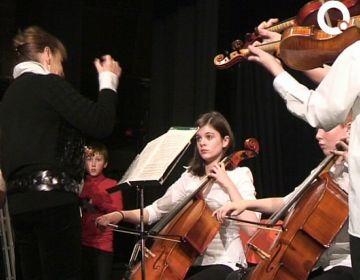 Sant Cugat rep una quarantena de joves músics irlandesos