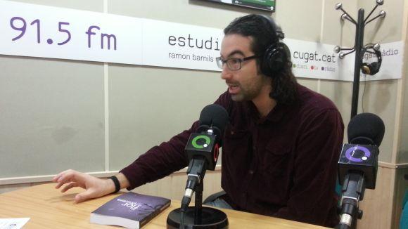 Surt a la llum 'La flor de la prunera', la nova novel·la de Joan Ramon Armadàs