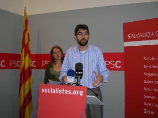 David Gutierrez entra a l'executiva nacional de la JSC