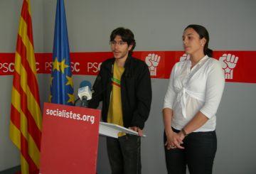 La JSC demana el vot a les eleccions europees per acabar amb la majoria de la dreta