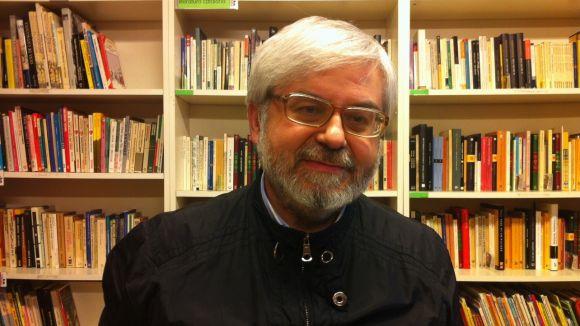 Juan Garcia: 'El desenvolupament ha de tenir la finalitat del benestar col·lectiu'
